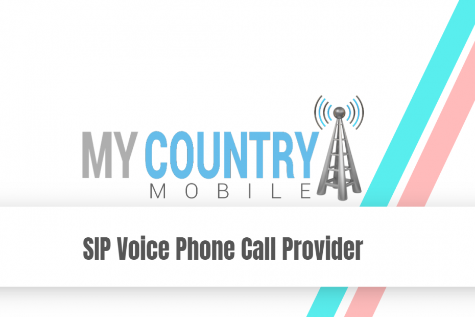 SIP Voice Phone Call Provider - My Country Mobile